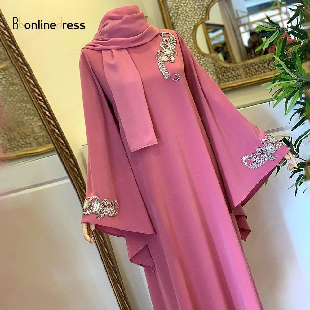 Bbonlinedress-فستان سهرة قفطان مغربي ، لباس إسلامي ، عباية دبي ، فستان عربي ، مقاس كبير ، سواريه ، مغربي ، 2020