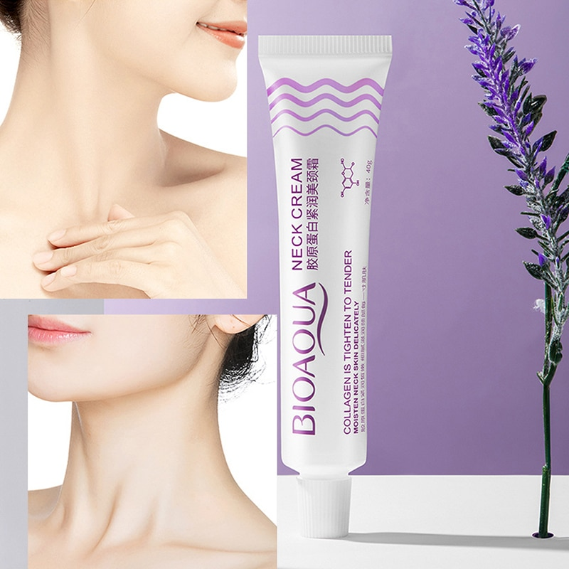 moisturizers deep hydration face cream anti aging anti wrinkles whitening wrinkle removal face cream 1pc Anti Wrinkle Smooth Anti Aging Whitening Cream Face And Neck Cream 40ml Neckline Cream Body Cream