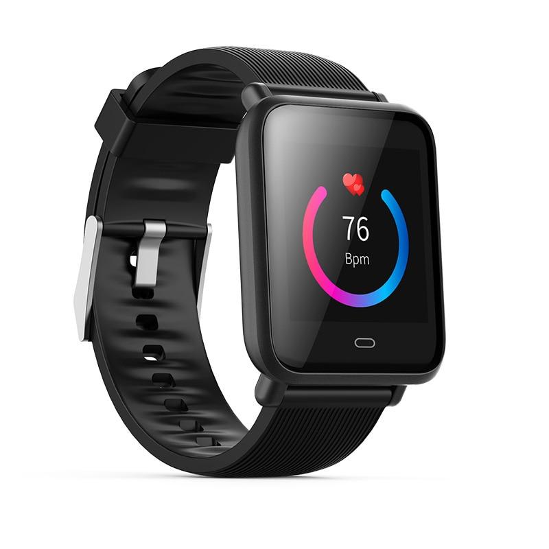 UIAUSA 2021 ساعة ذكية جديدة الرجال شاشة تعمل باللمس كامل الرياضة اللياقة البدنية ساعة IP67 مقاوم للماء بلوتوث للرجال أندرويد ios smartwatch