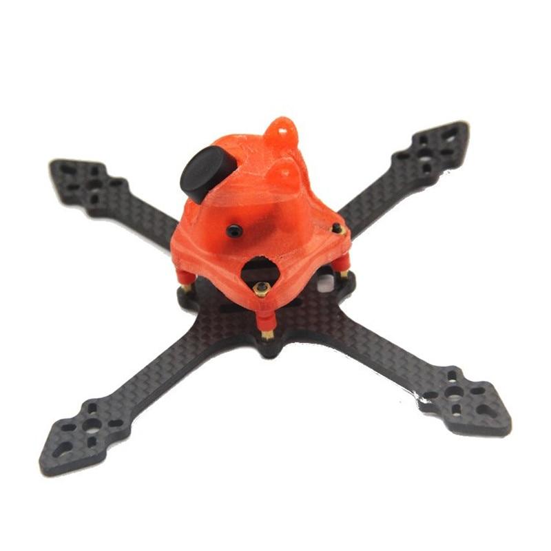 ZJWRC 115X 3 pulgadas 3mm marco de la placa inferior Kit para mondadientes RC Quadcopter Multicopter FPV Drone Kabab cineboop