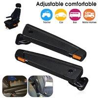 Universal Left/Right Hand Adjustable Car RV Seat Armrest For Camper Van Motorhome Boat Truck Car Accessories
