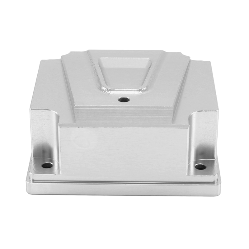 Alloy ESC Receiver Box Fitting for RGT EX86100 1/10 RC Tracked Car Storage Box Parts enlarge