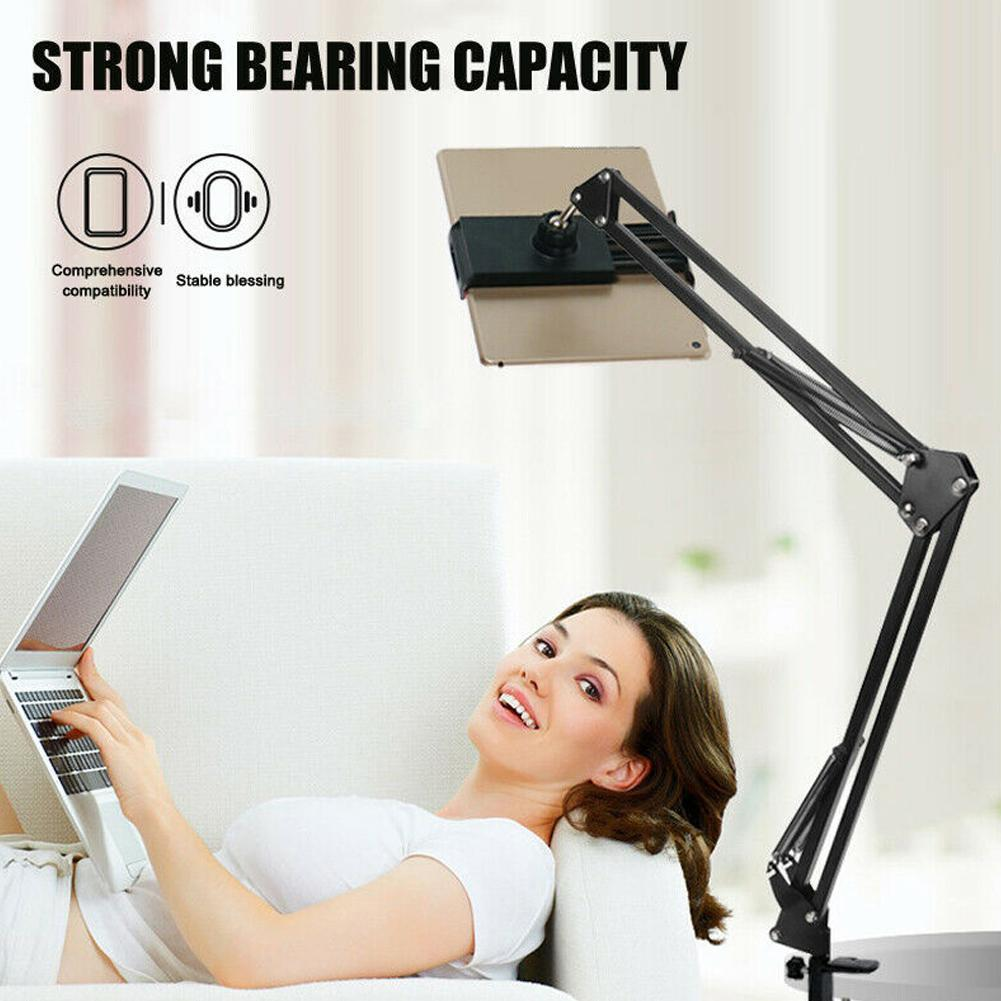 Universal Mobile Phone Stand 360°Adjustable Tablet Accessories Long Lazy Computer Stand Bendable Bedroom Durable Small Stan L4H9