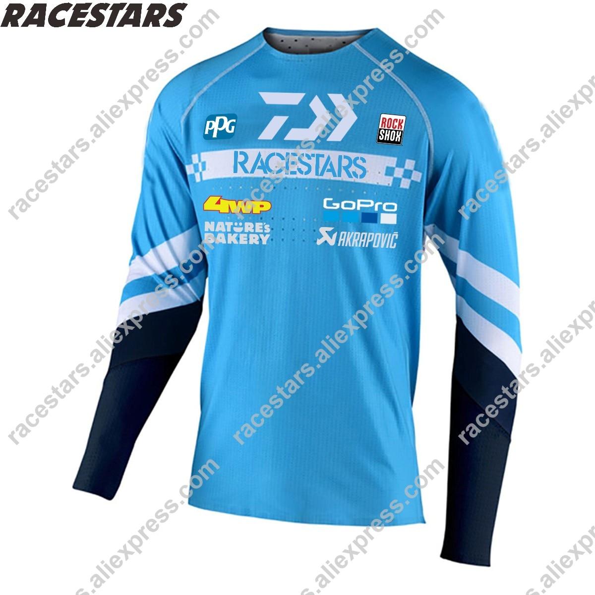 2020 Jersey de Ciclismo de MTB BMX camiseta ATV Enduro Motocross camisetas...