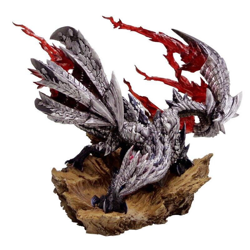 2018 nuevo monstruo cazador XX dragón modelo coleccionable monstruo figuras acción Japón monstruo cazador juego modelo niños juguete regalos