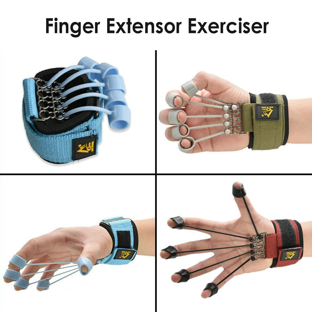 3 pcs silicon hand finger gripper trainer strength stretcher resistance exercise bands grip wrist yoga forearm rock climbing Finger Gripper Strength Trainer Hand Yoga Resistance Band Finger Expander Exercise Hand Grip Wrist Strength Trainer for Fitness