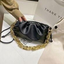Sacs à main de chaîne de marque de luxe de concepteur pour les femmes 2020 tendance dhiver petit sacs à bandoulière en cuir dunité centrale femmes sacs à bandoulière