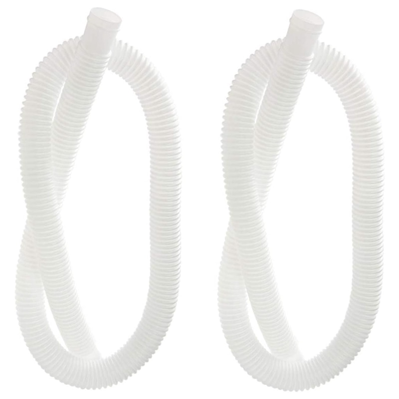AliExpress - 2 Pack Accessory Hose Replacement for Intex Models 607 637 1.25Inch Diameter Pool Pump Hose – 59Inch (150cm)