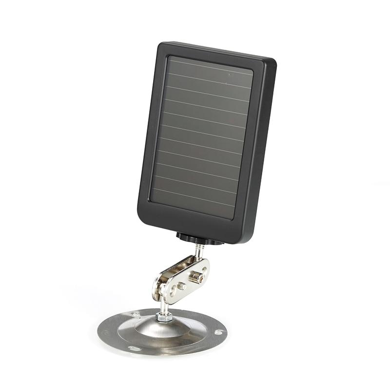 Hunting Cameras Equipment Accessories 7V Solar Panel Power Battery Source For Suntek HC300A HC-300M