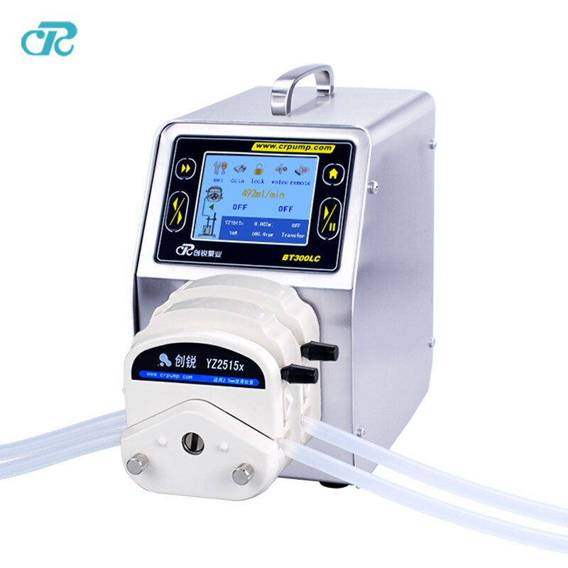Chuangrui Dual Channel Medical Support Peristaltic Tubing Pumps enlarge