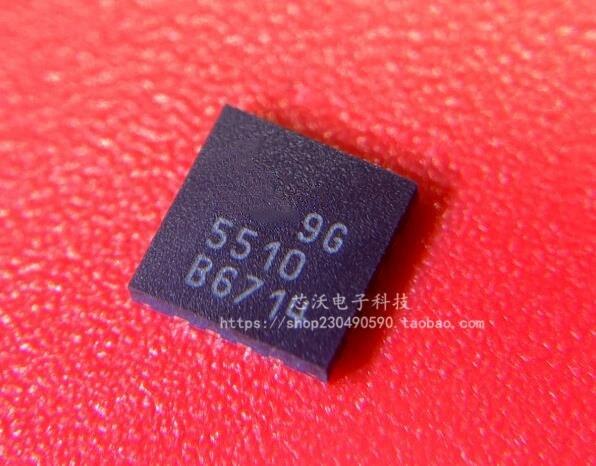 New original LTC5510IUF LTC5510IUF LTC5510 5510 QFN16 IC 5 pçs/lote