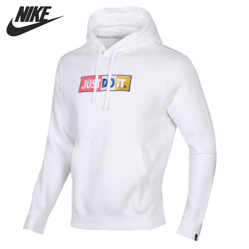 Original Neue Ankunft NIKE M NSW JDI HOODIE PO FLC BSTR männer Pullover Hoodies Sportswear