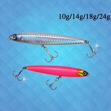 1PC High Quality Minnow Fishing Lure Pike Isca Artificial Hard Bait 8cm 10g Pesca Fish Lures Deep Swim Wobbler Crankbait Tackle