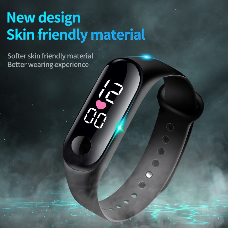 Luxury Brand LED Women Watches Women Digital Watch for Women Ladies Electronic Casual Wristwatch Female Watches Relogio Feminino enlarge