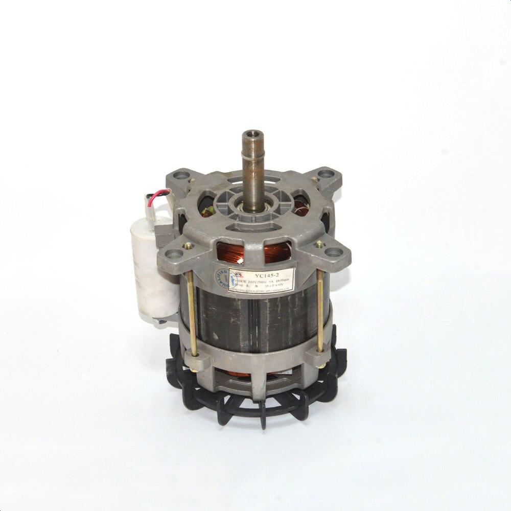 Venta al por mayor, 2200w, 230v, 50Hz, 2800 Rpm, Motor de cortacésped eléctrico de inducción CA monofásico, fábrica