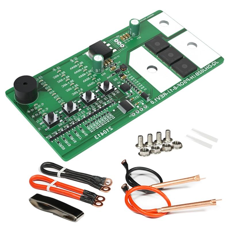 12V Spot Welding Machine PCB Circuit Board for 18650 26650 32650 Lithium Battery Spot Weld Mini Spot Welder
