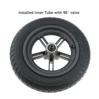 70 dropshipping2pcs thicken 10 inch tyre tubes inner tires for xiao mi m365 electric scooter