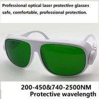 8081064nm laser protective glasses marking machine engraving machine welding cutter yag goggles