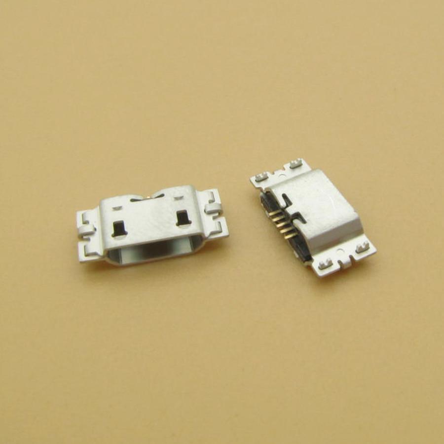 10PCS/Lot Micro USB Charge Port Dock Socket Jack Plug For ASUS ZenFone Go TV ZB551KL X013D ZB452KL X014D Charging Connector