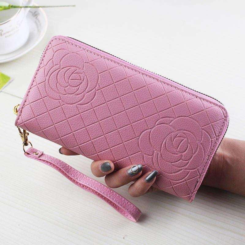 2021 Famous Brand Designer Luxury Long Wallets Evening Clutch Female Bag Ladies Money Coin Women's P