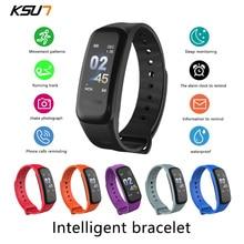 KSUN KSS709 Smart Watch Men Women  Fitness Bracelet Tracker Heart Rate Smartwatch Sport Watch Smart