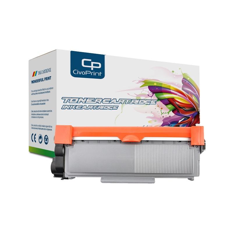 Civoprint compatible TN8000 cartucho de tóner para Hermano HL700 720 730 730DX...