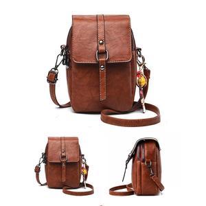 Brand fashion Small Shoulder Bag Casual Handbag Crossbody Bags for Women Phone Pocket Girl Purse Mini Messenger Bags