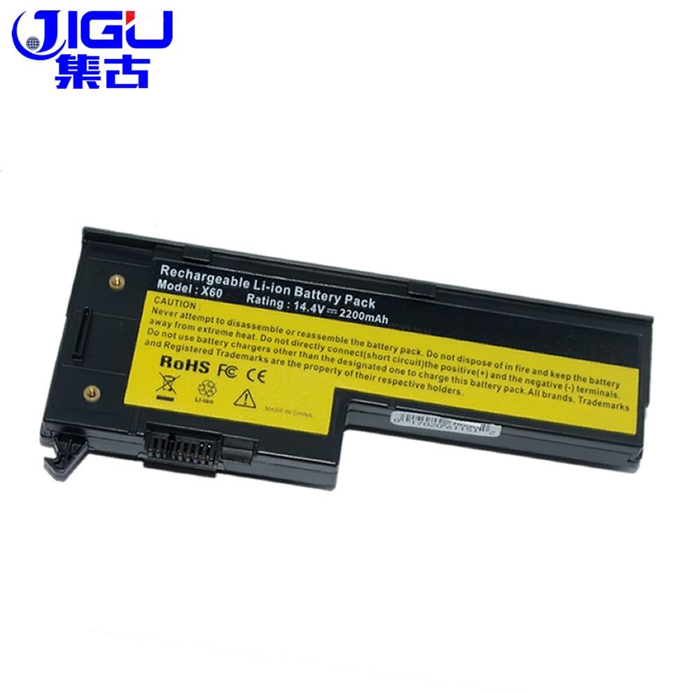 Аккумулятор для ноутбука JIGU для Lenovo ThinkPad R61e Series (экран 15,4 дюйма) R61i (экран 14,1 дюйма и 15,0 дюйма и 15,4 дюйма) X61 X61s 40Y7001
