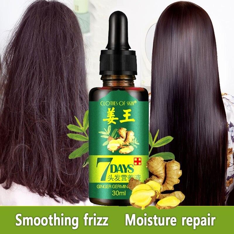 Suero esencial para el crecimiento del cabello, productos para la pérdida del...