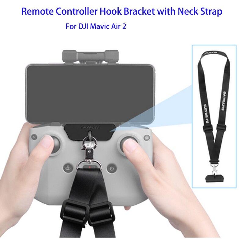 DJI AIR 2S Remote Controller Hook Bracket W Strap Belt For DJI Mavic Air 2/ DJI Mavic Mini 2 Drone Accessories