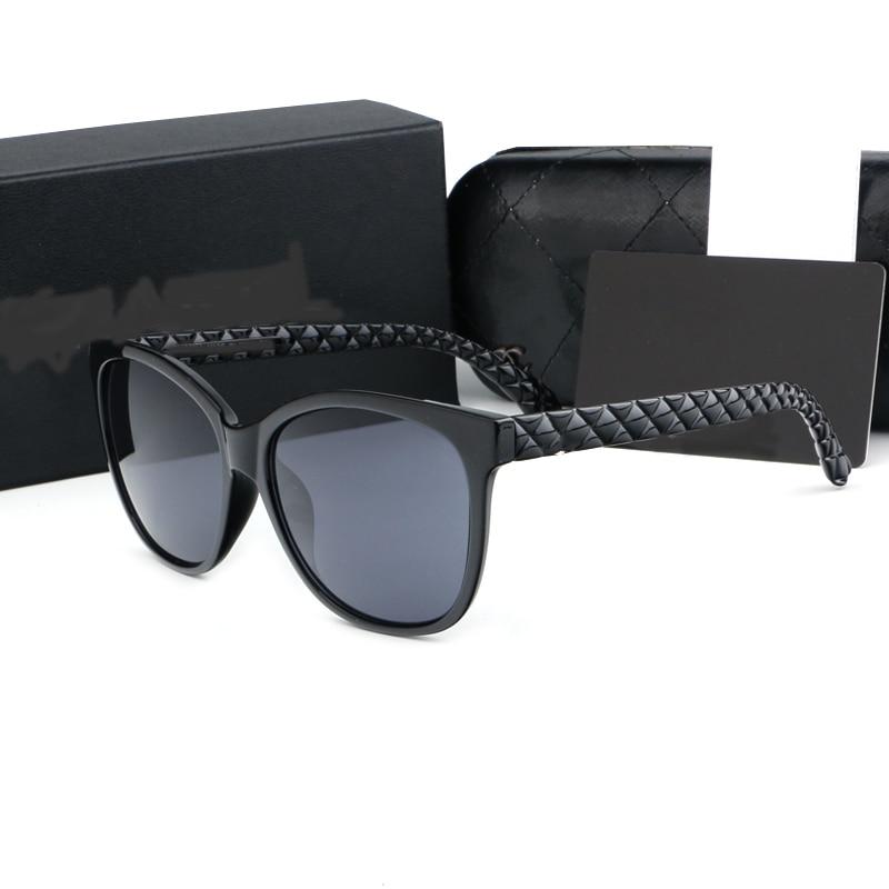 2021  Luxury Polarised Square Sunglasses  For Men and Women Large frame Women's Sunglasses for Elega