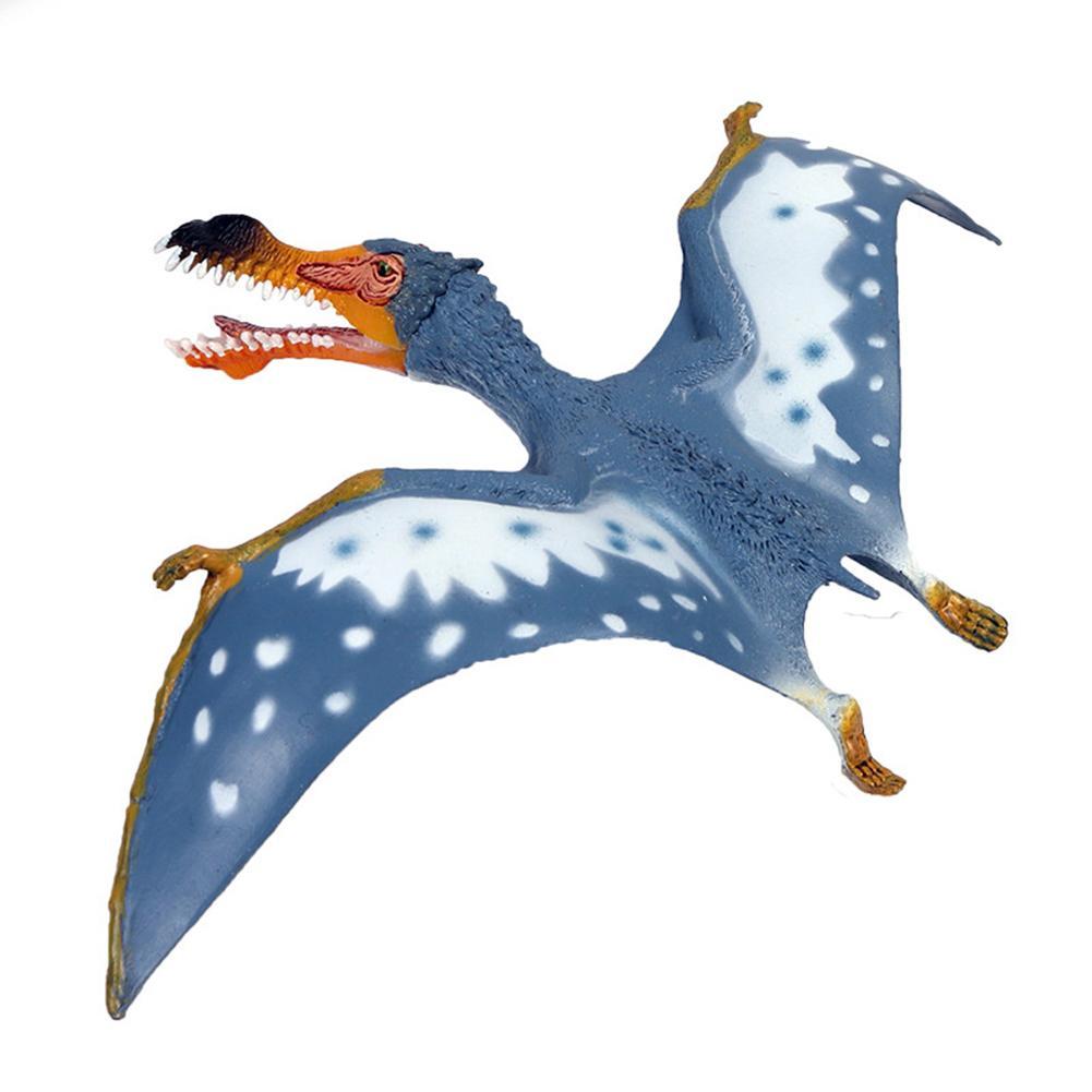 Simulación Anhanguera figurita de dinosaurio modelo de escritorio decoración niños juguete