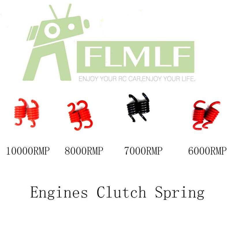 Muelle de embrague para motores 6000RMP 7000RMP 8000RM 10000RMP para Zenoah CY Fit 1/5 HPI ROFUN ROVAN KM BAJA Losi 5ive T FG goled RedCat
