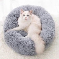 cat and dog beds house soft long plush best pet dog bedaccessories pet products cushion cat bed cat mat animals sleeping sofa