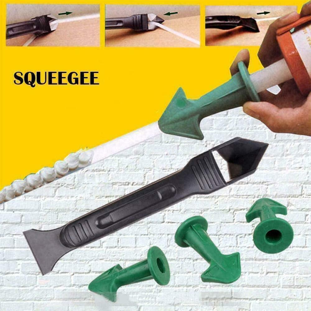 Set raschietto per ugelli sigillante riutilizzabile raschietto - Strumenti di costruzione - Fotografia 2