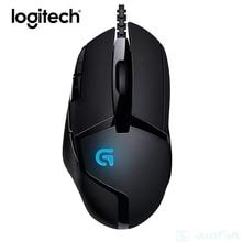 Nouvelle souris de jeu FPS Logitech G402 Hyperion Fury avec moteur de Fusion haute vitesse optique 4000DPI