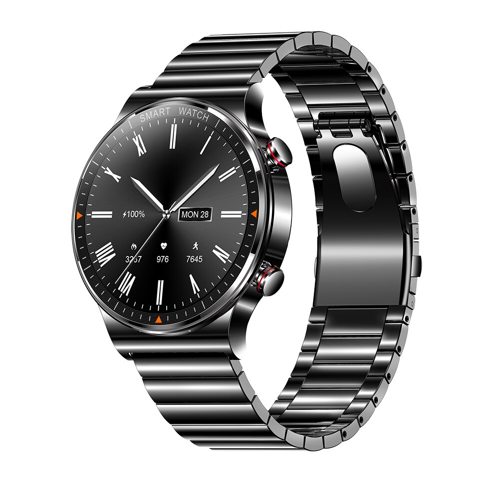 Promo AMOLED 454*454 1.39 Inch HD Screen TK68 Smart Watch Men Custom Dial Bluetooth Call IP68 Waterproof Heart Rate Smartwatch PK SG2