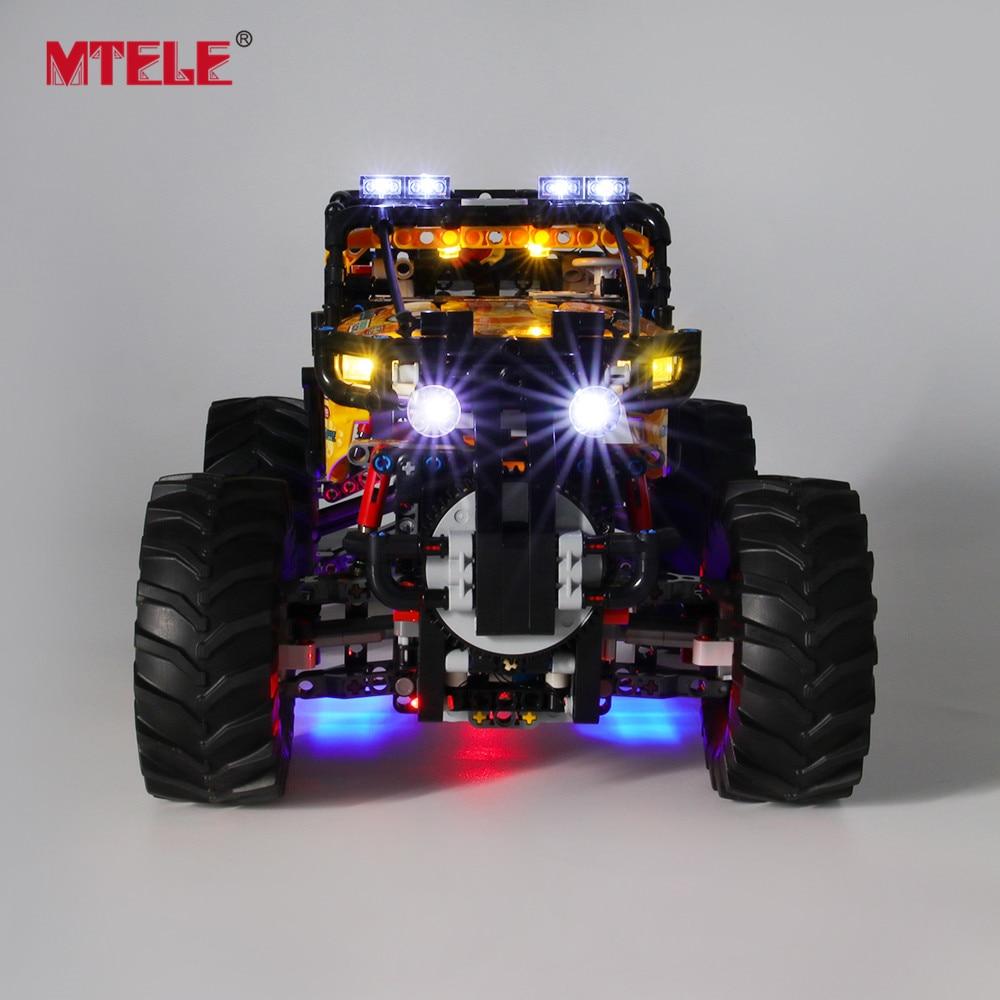 Набор светодиодсветильник п MTELE для 4X4 X-treme Off-Roader Toys