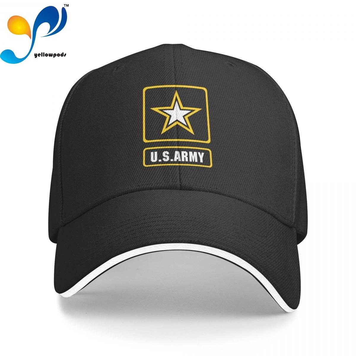 Бейсболка мужская с логотипом армии США, модные кепки с логотипом, Asquette Homme, шапка для папы, Кепка для грузовика