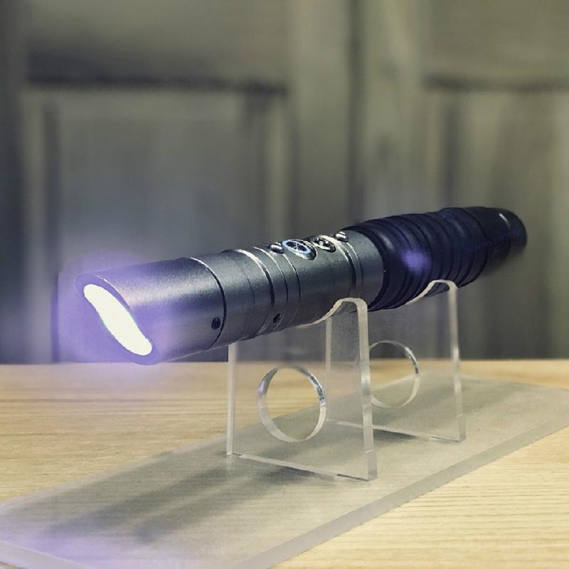 11 Changing Color Lightsaber Rgb Light Saber Lighting Heavy Dueling  Sound Metal Handle enlarge