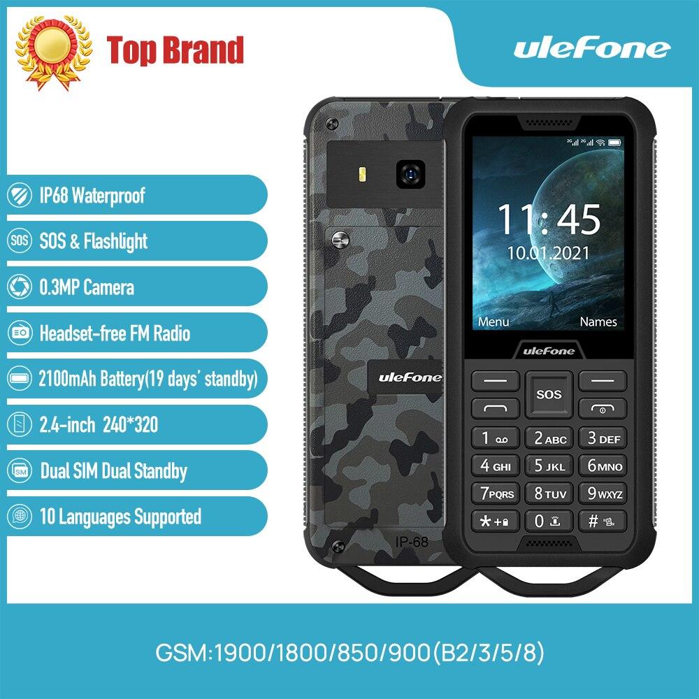 Ulefone Armor Mini 2 Feature phone Outdoor Adventures Phone 2.4