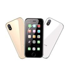 "Mini Smartphone dorigine Android 6.0 Anica i8 2.45 ""WCDMA 3G WiFi GPS haut-parleur Celulares Mobile 1GB 16GB Support Google Store"