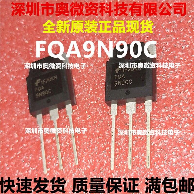 100% Original en inventario nuevo 9N90 9N90C FQA9N90C 9A900VMOS