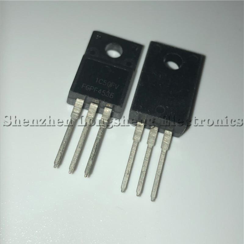 100 шт./лот FGPF4536 TO220F LCD телевизор плазма общий транзистор новое пятно гарантия качества