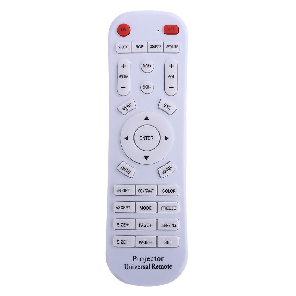 Multifunctional Projector Universal Remote Control Replacement Accessories for Household Video Player Projector