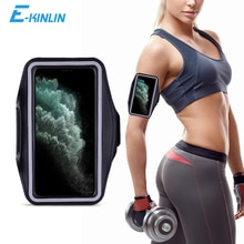 Sports Running Arm Band Cover Bag For iPhone X XR XS 12 mini 11 Pro Max 8 7 6 6S Plus SE 5 5S 5C 4 W
