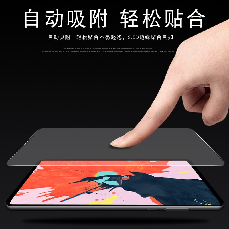 Universal 9H Tempered Glass Film Protector for 10.0 9.7 9.0 8.0 7.0 6.8 6.5 inch Tablet Tempered Screen Protective Film General