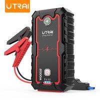 Пусковое устройство UTRAI на 22000 а с внешним аккумулятором на мА · ч