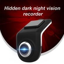 ADAS DVR pour miroir Intelligent   Caméra de tableau de bord, tachographe USB HD, caméra voiture cachée, enregistreur Android grand écran, navigateur U3