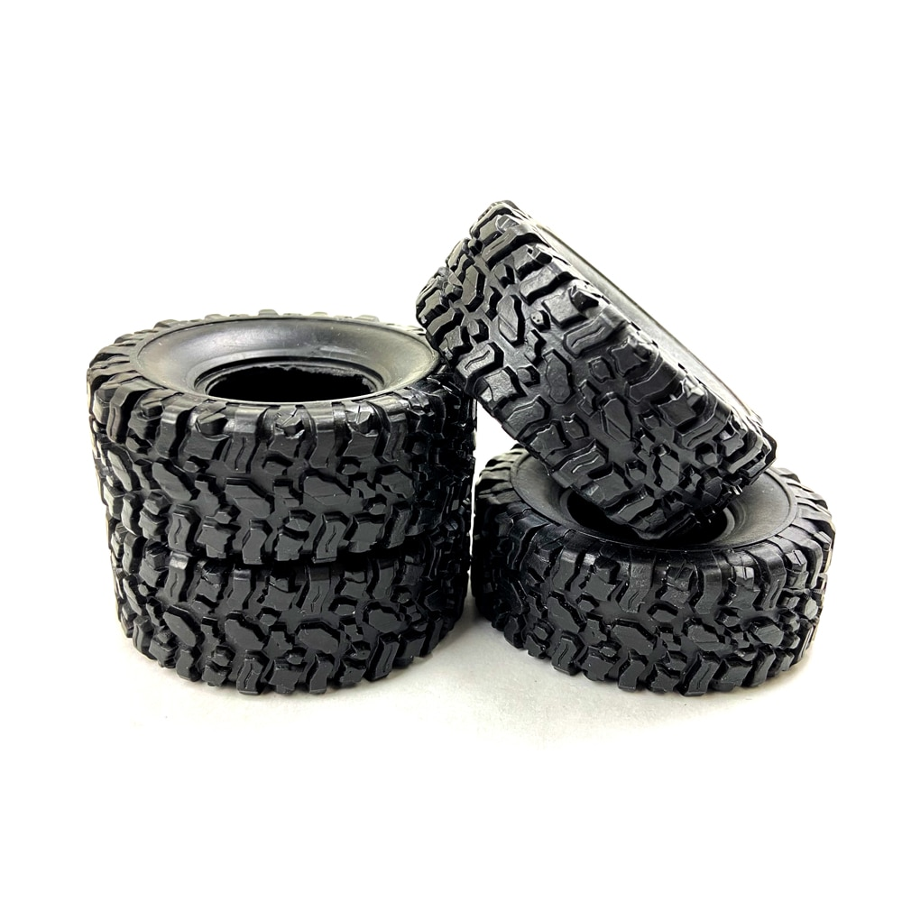 Фото - 4pcs Upgrade Tires for WPL B-1 B-14 B-24 B24 C14 C-14 1/16 RC Car Spare Parts RC Vehicle Models Parts 4pcs 1 64 modified wheels rubber tires with axles and end cap upgrade parts for rc model car
